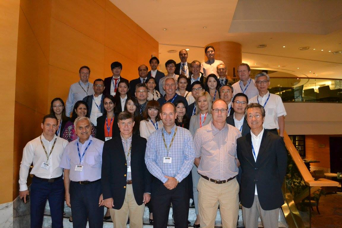 Alliott Asia Pacific Meeting - group photo