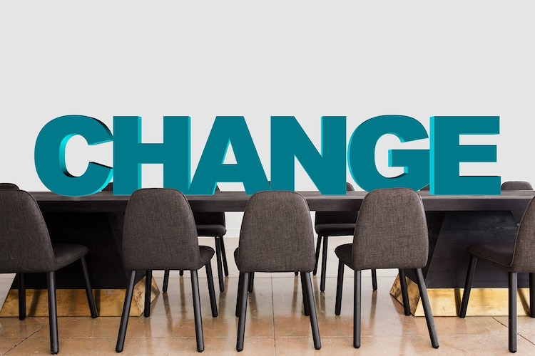 Tackling the challenge of change...